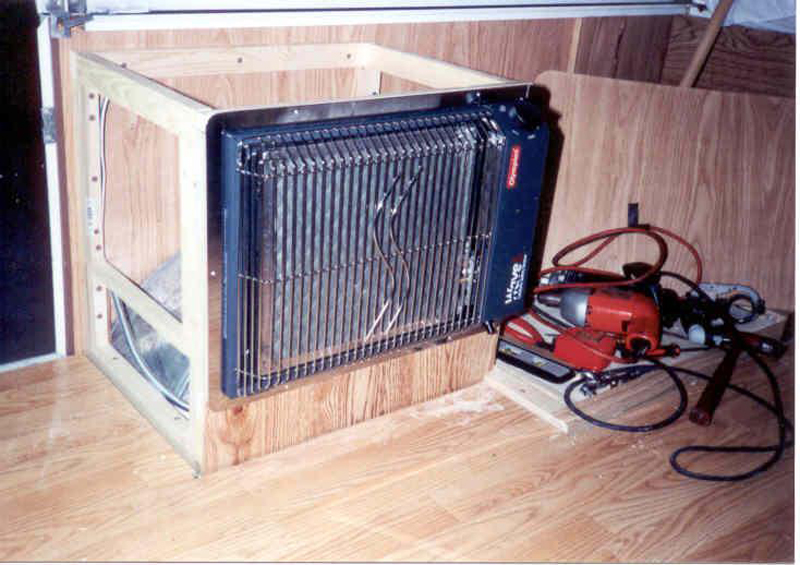 Olympian Wave 6 Lp Gas Heater Popupbackpacker