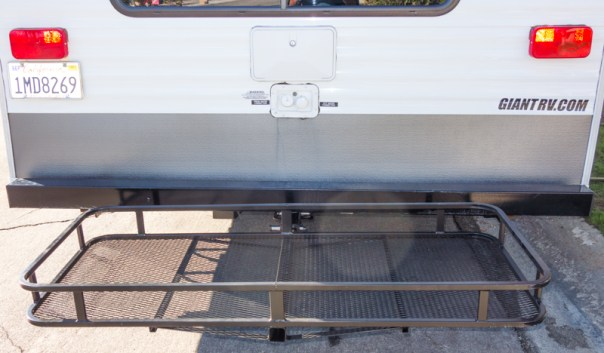 Camper Cargo Carrier Solutions Popupbackpacker
