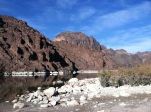White Rock Canyon River View #2