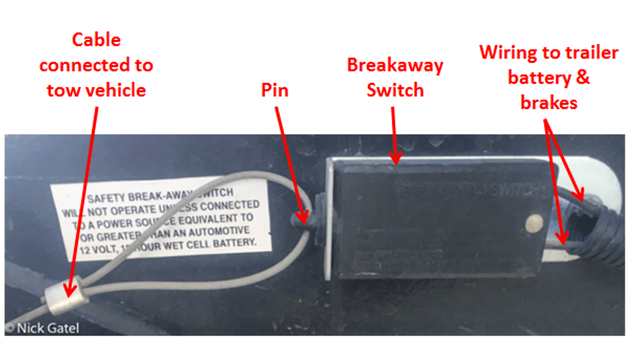 How To Test A Trailer Breakaway Switch