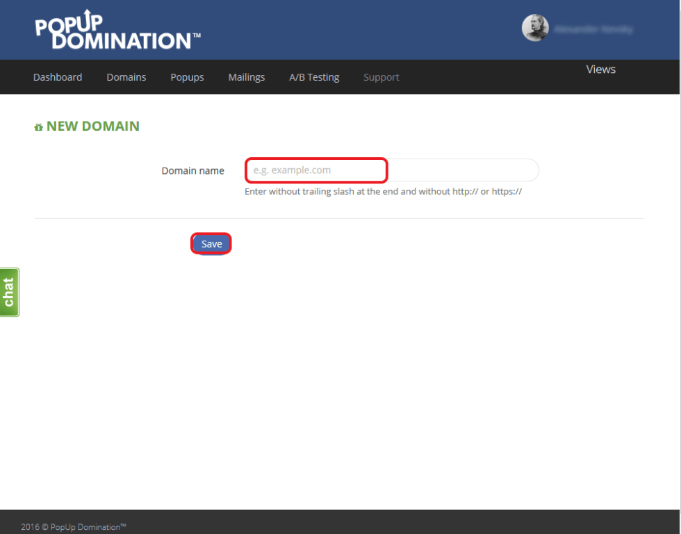 Domain-1