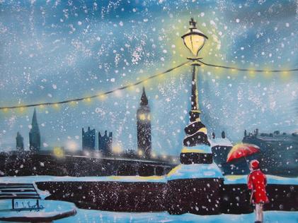Paint London Urban Meadow Bayswater Wednesday 28