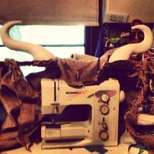 Valk sewing machine