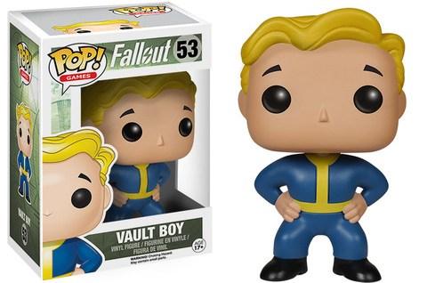 Vault Boy Funko Pop