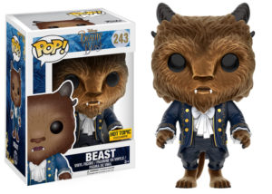 #beauty and the beast #hot topic #funko #Beast #disney #pop #toy fair 2017 #toyfair2017 #nytf2017