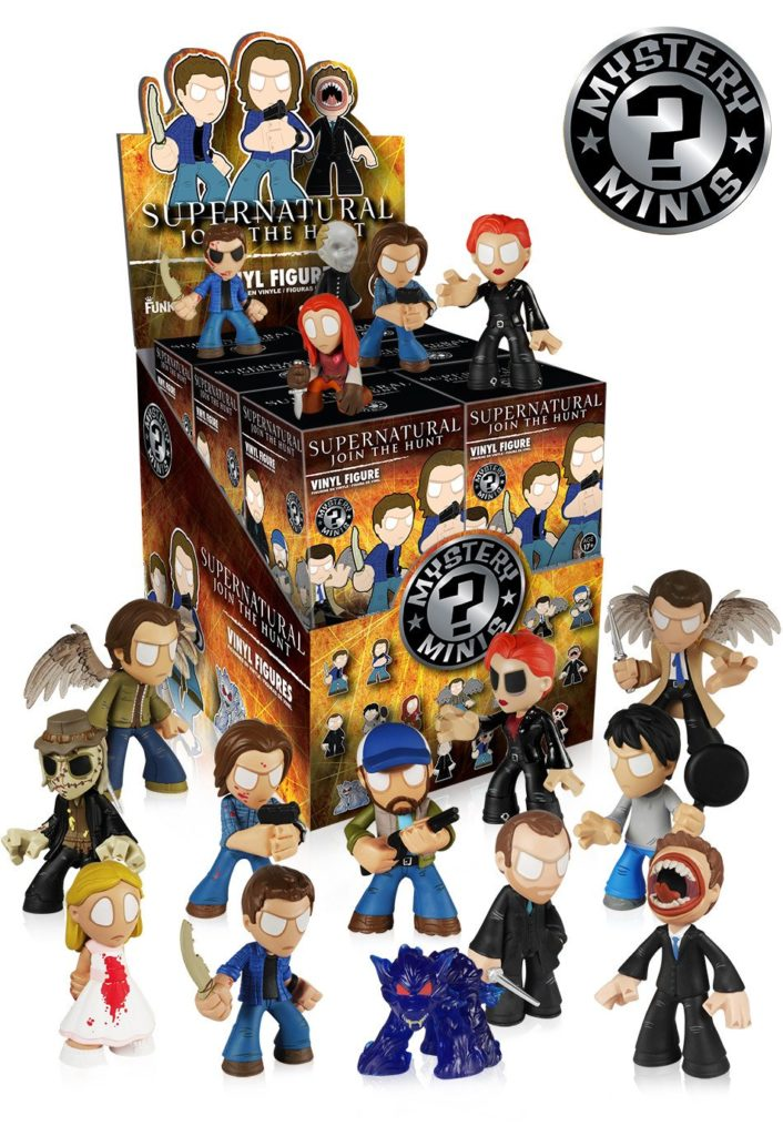 Jack Mini Toys Box