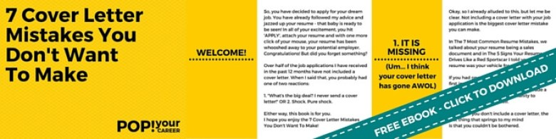 Turn Your Cover Letter Into A (Professional) Love Letter - Pop