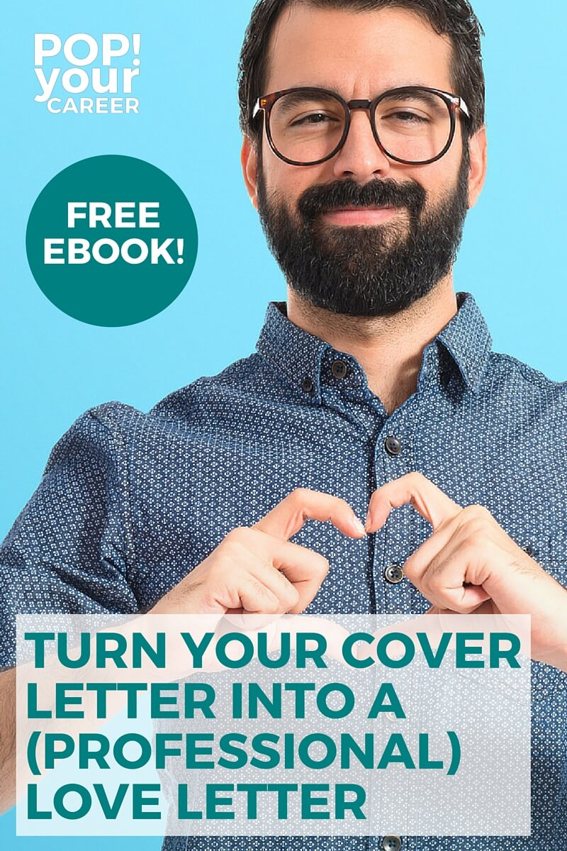 Your cover letter goes hand in hand with your resume to make a first impression that could be the epitome of brilliance or a downright disaster. ~ Pop Your Career
