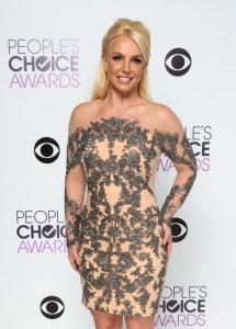 CBS/People's Choice Awards Photo Booth