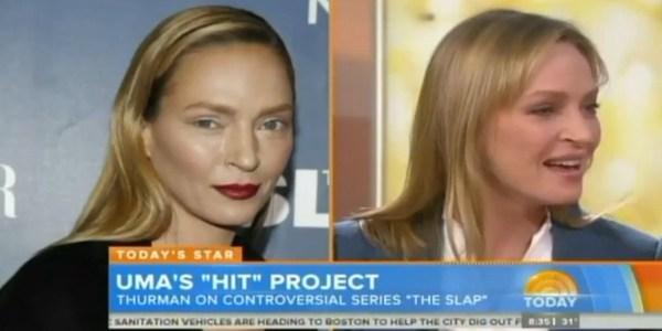 """Thurman fala sobre visual diferente: """"Ninguém gostou da minha maquiagem"""""""