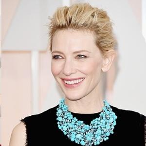 Mãe de três meninos, Cate Blanchett adota uma menina