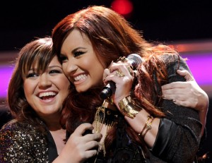 Kelly Clarkson, Demi Lovato
