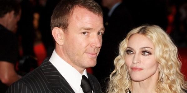 Madonna diz que se sentia presa durante casamento com Guy Ritchie