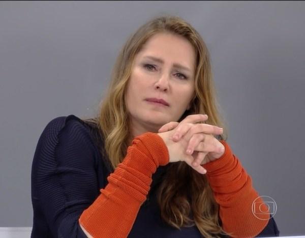 Ilze Scamparini chora ao relembrar tragédia em Goiânia em especial da Globo