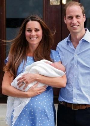 Kate e William assustam imprensa do mundo todo com trollagem no Twitter