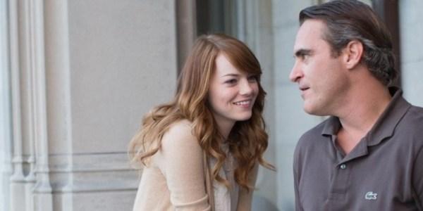 Emma Stone e Joaquin Phoenix estão na 1ª foto do novo filme de Woody Allen