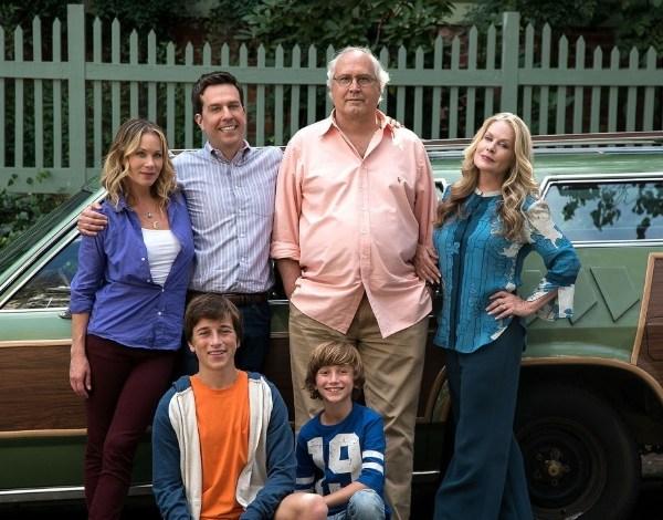 """Novo """"Férias Frustradas"""" divulga primeira imagem da família Griswold"""