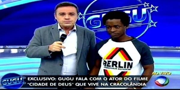 """Ator achado na Cracolândia diz que ganhou """"só R$ 4.500"""" por Cidade de Deus"""