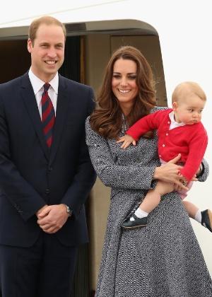 Nasce a filha de Kate Middleton e Príncipe William