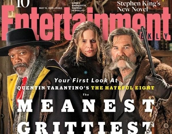 Novo filme de Quentin Tarantino tem primeira foto divulgada