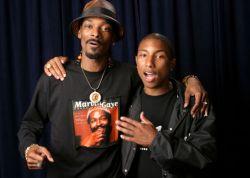 "Foto de Snoop Dogg apresenta ""California Roll"" no The Voice americano"