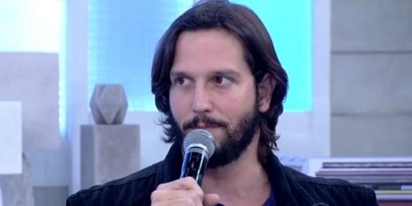 """""""Sentirei falta do Armani depois que Tapas e Beijos terminar"""", diz Brichta"""