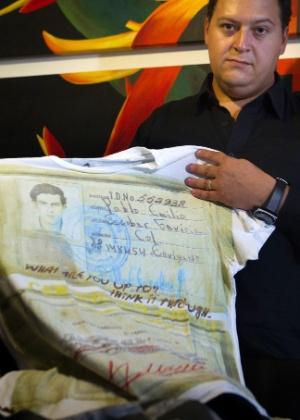 Para filho de Pablo Escobar, série de TV glamouriza vida do traficante