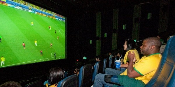 """Futebol, show, ópera: """"não filmes"""" viram tendência nas salas de cinema"""