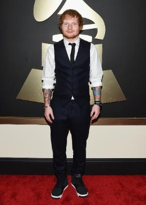 "Ed Sheeran vai atuar na série de TV ""The Bastard Executioner"""