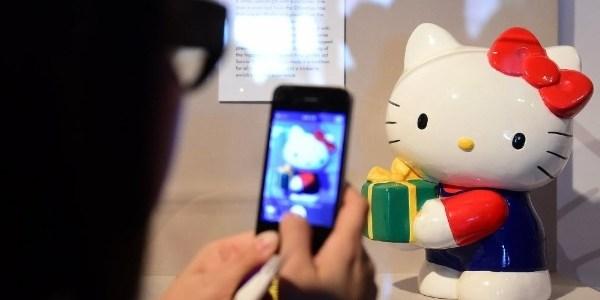 Gatinha Hello Kitty vai ganhar filme em 2019