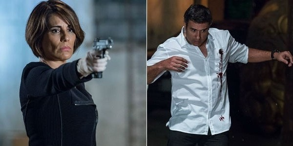 """Em """"Babilônia"""", Beatriz sequestra Regina e mata Carlos"""