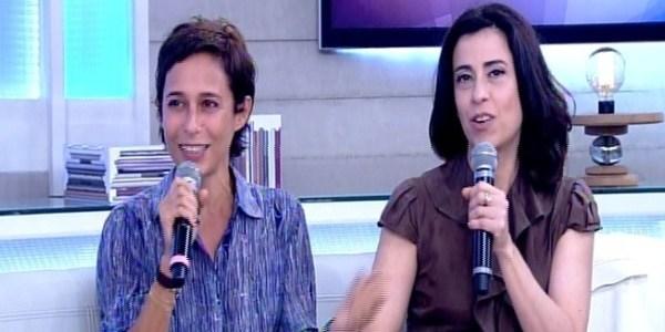 """""""Uma tristeza"""", diz Fernanda Torres sobre último episódio de Tapas e Beijos"""
