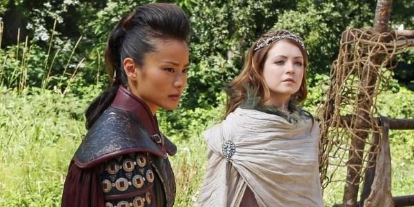 """""""Once Upon a Time"""" deverá ter primeiro casal homossexual da série"""
