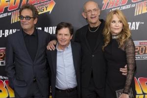 """Cinemas lucram quase US$ 5 milhões com exibição de """"De Volta Para o Futuro"""""""