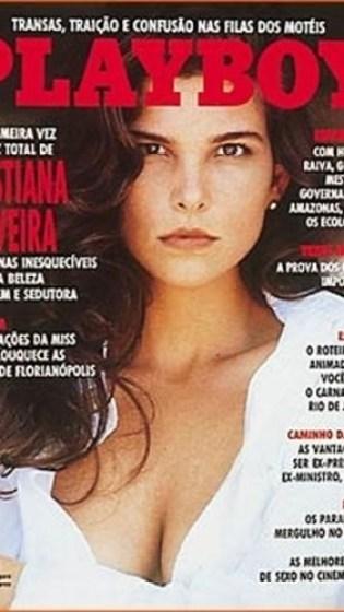 Cristiana Oliveira era A mulher do início dos anos 90