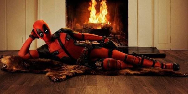 """Trailer natalino de """"Deadpool"""" tem sangue e piadas sexuais"""
