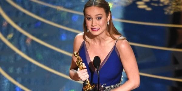 Ganhadora do Oscar, Brie Larson deverá interpretar a Capitã Marvel