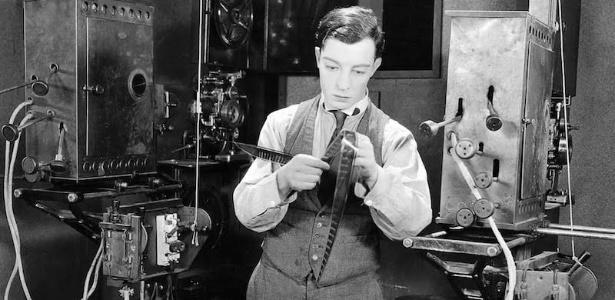 Referência no cinema mudo, Buster Keaton tem obra revisitada em mostra