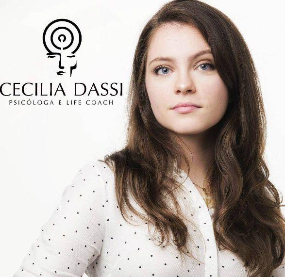 Hoje Cecília se dedica à carreira na Psicologia e diz não sentir falta dos tempos de atriz (Reprodução/Instagram @cecilia.dassi)