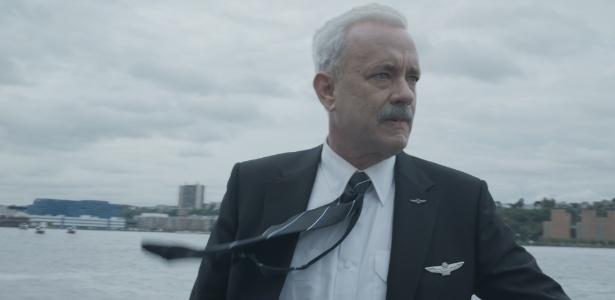 Adiado, filme em que Hanks evita desastre aéreo ganha nova data de estreia