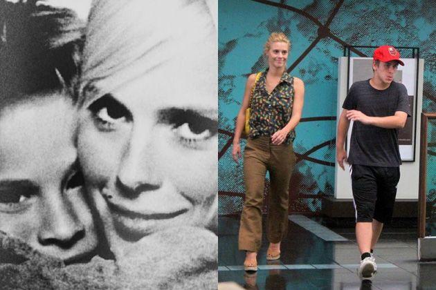 Carolina Dieckmann comemora o aniversário de 18 anos do filho Davi