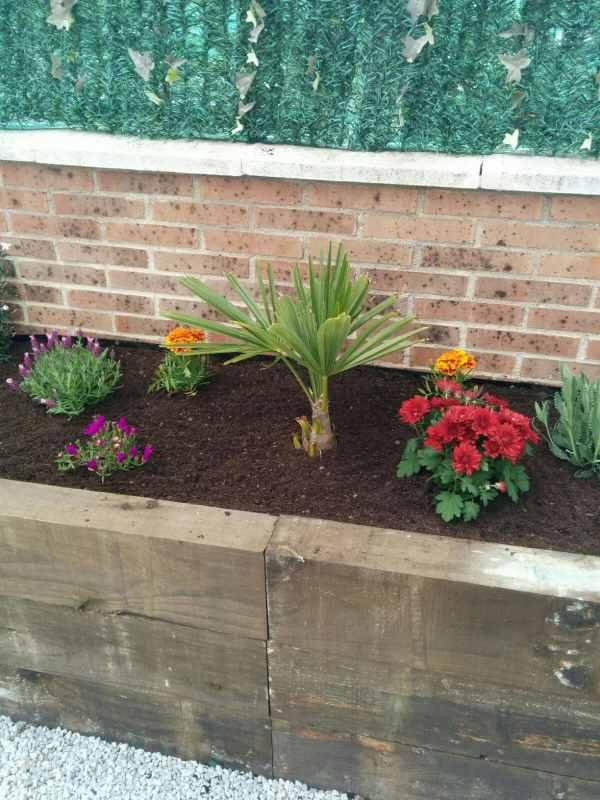 Jardinera Xxl Por 4 Pavos Consejos E Ideas Para Ahorrar - Como-hacer-una-jardinera