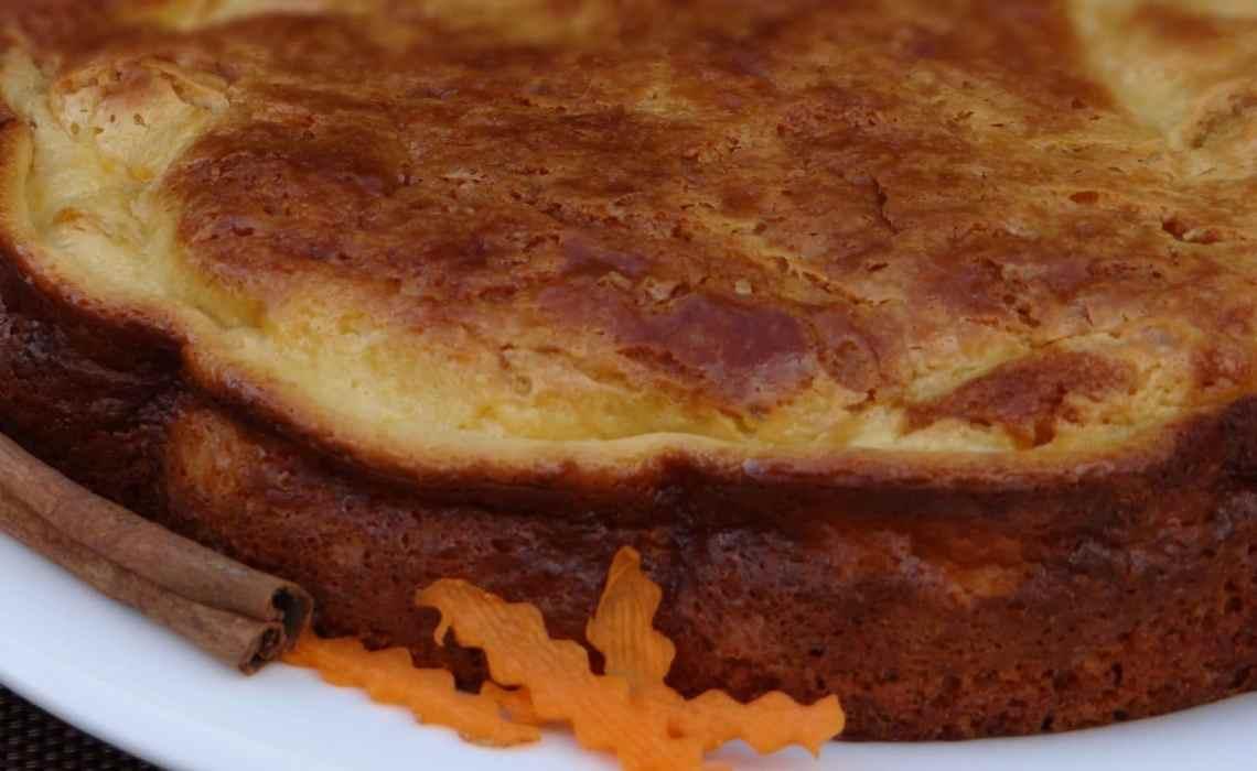 cheescake de zanahoria