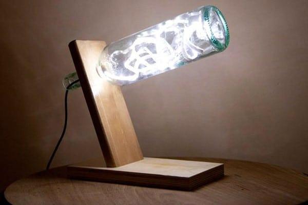 ▷ Cómo hacer lámparas de madera artesanales Diy / Por4Pavos