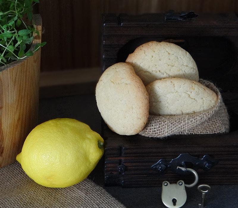 receta de galletas de limón 1