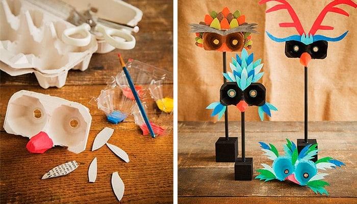 Ideas de caretas de carnaval para niños