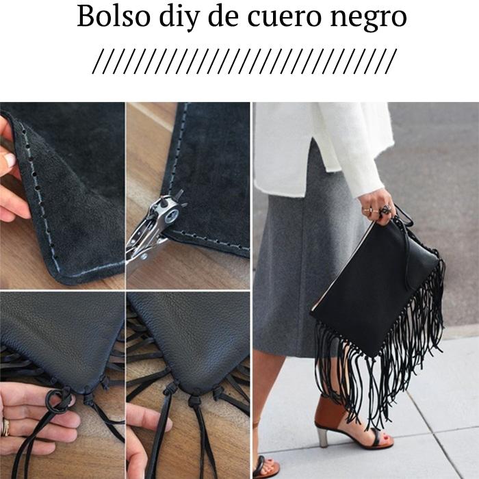 Haz tu propio bolso diy