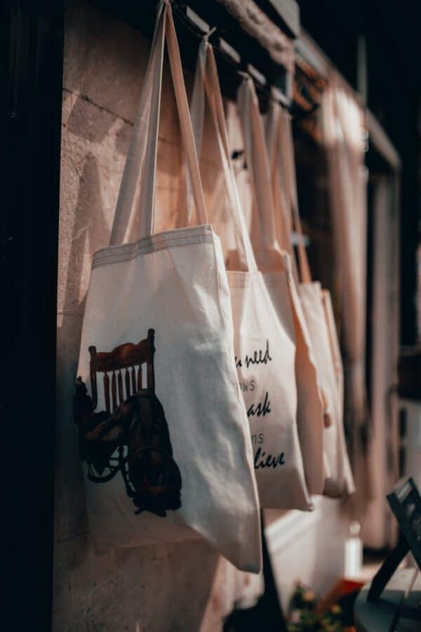Como hacer una bolsa de tela DIY