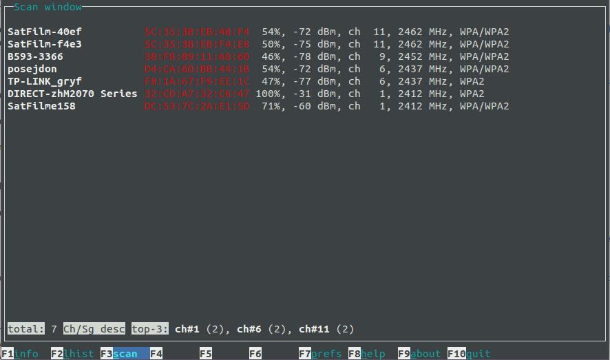 wavemon_scan