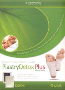 plastry detox plus